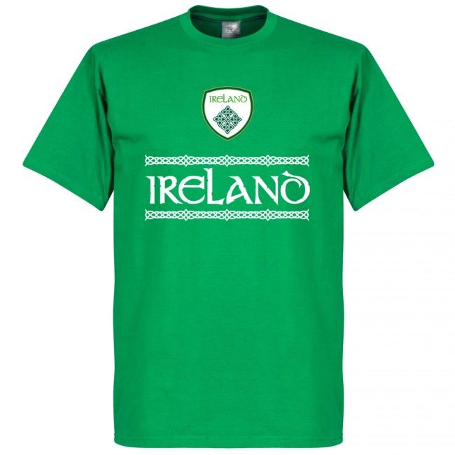 Ierland fan t-shirt