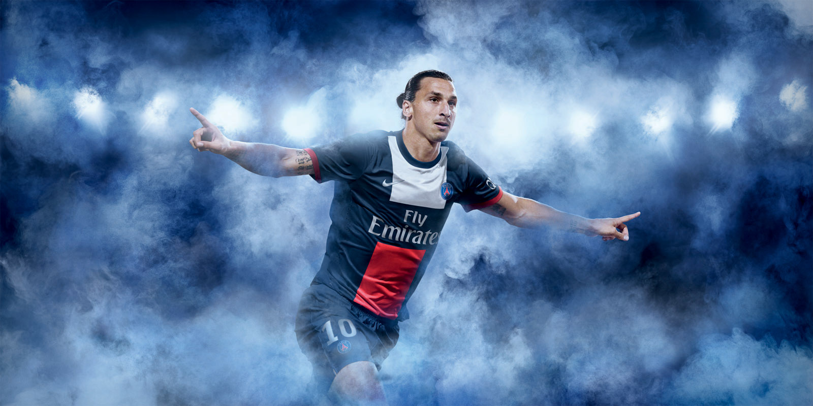 Paris Saint Germain thuisshirt 2013/2014