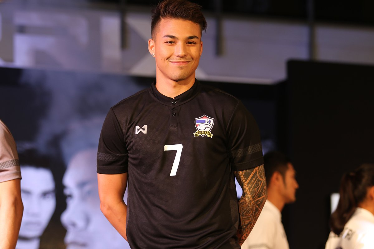 Thailand Voetbalshirts 2017 2018 Voetbalshirts Com