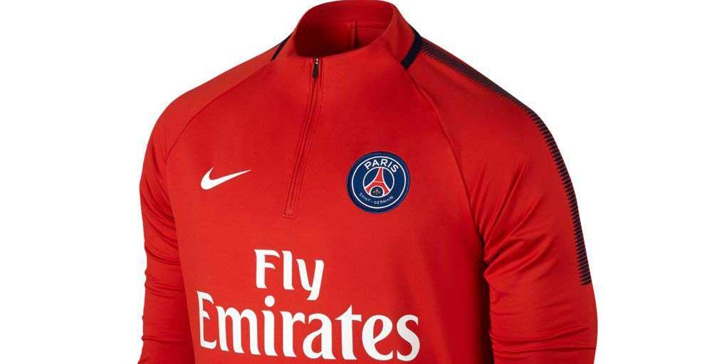 Paris Saint Germain trainingspak 2017 2018