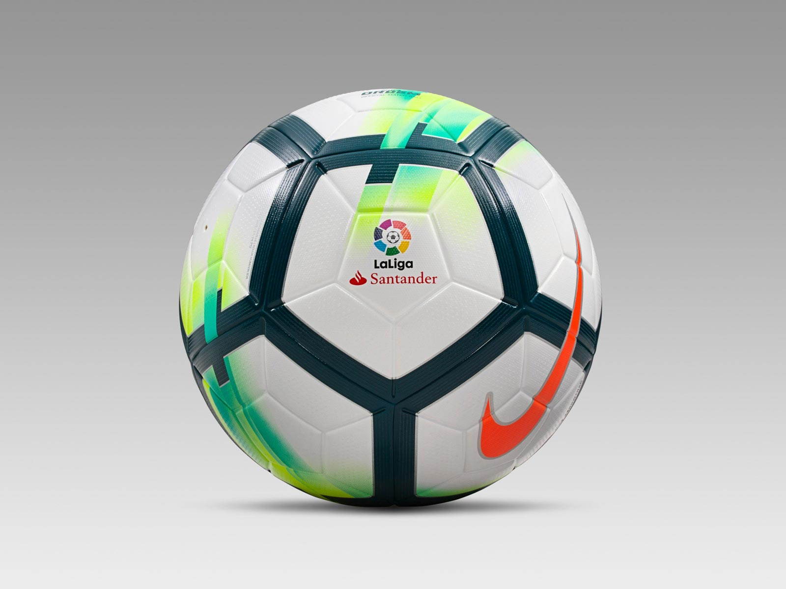 Officiële Nike ORDEM V La Liga voetbal 2017 2018