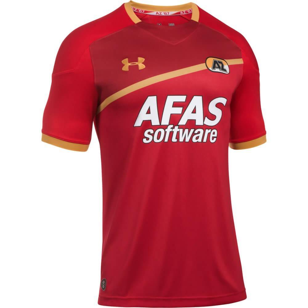 AZ thuis shirt 2017-2018 - Voetbalshirts.com