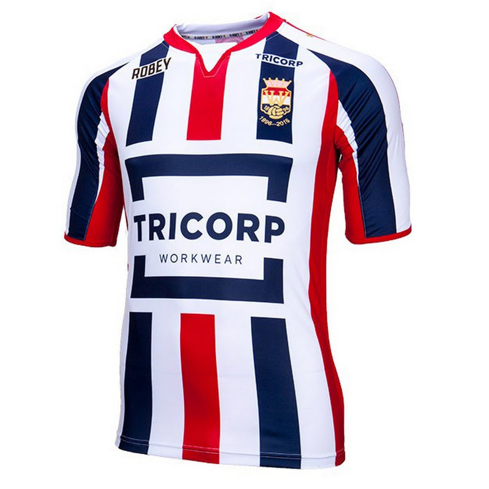 Willem II thuis shirt 2016-2017 - Voetbalshirts.com