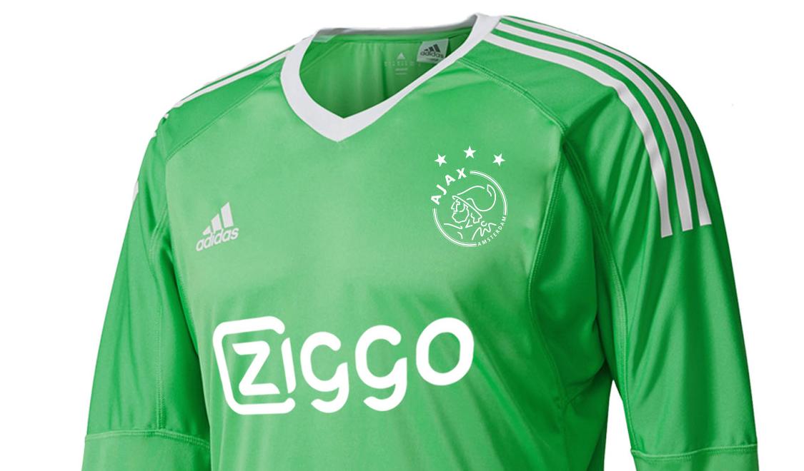 Ajax Keepersshirt 2017 2018 Voetbalshirts Com