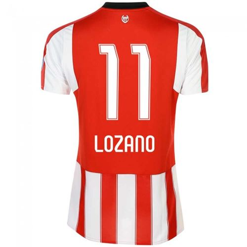 outlet store 18a62 9165e PSV thuis shirt Lozano - Voetbalshirts.com