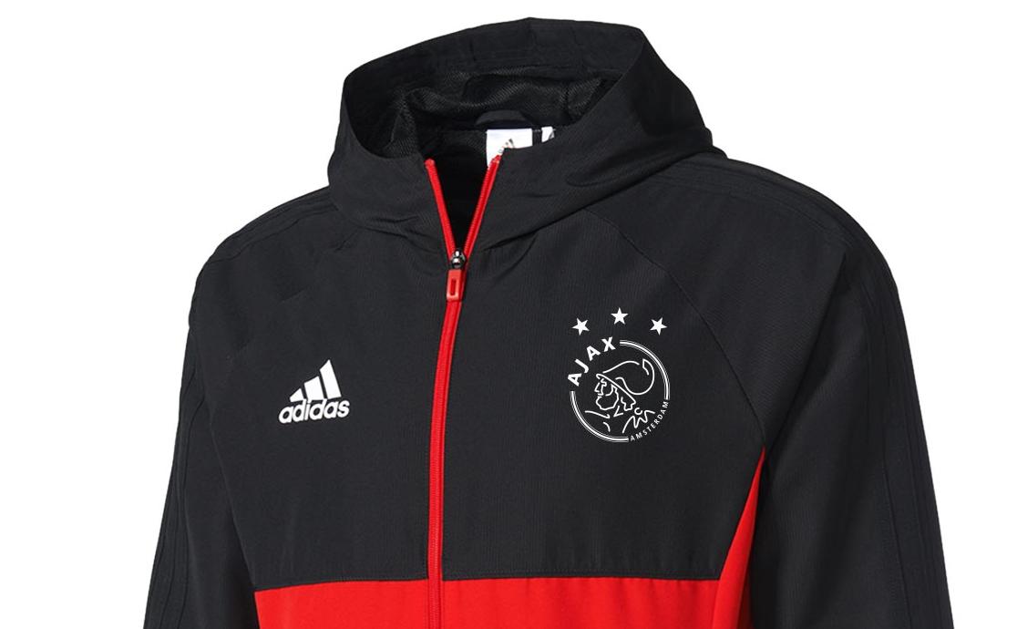 Ajax trainingspak technische staf 2017 2018