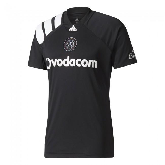 Orlando Pirates thuis shirt 2017-2018 - Voetbalshirts.com