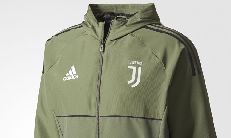adidas Juventus Champions League Presentatie Trainingsjack