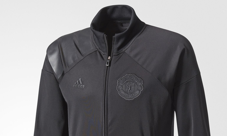 In navolging van Bayern München heeft Manchester United in samenwerking met  kledingsponsor adidas in het kader van een geheel nieuwe   BLACK   lijn een  ... 894d654b57
