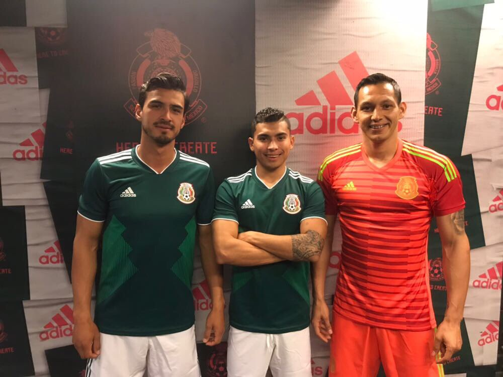 Mexico Keepersshirt 2018 2019 Voetbalshirts Com