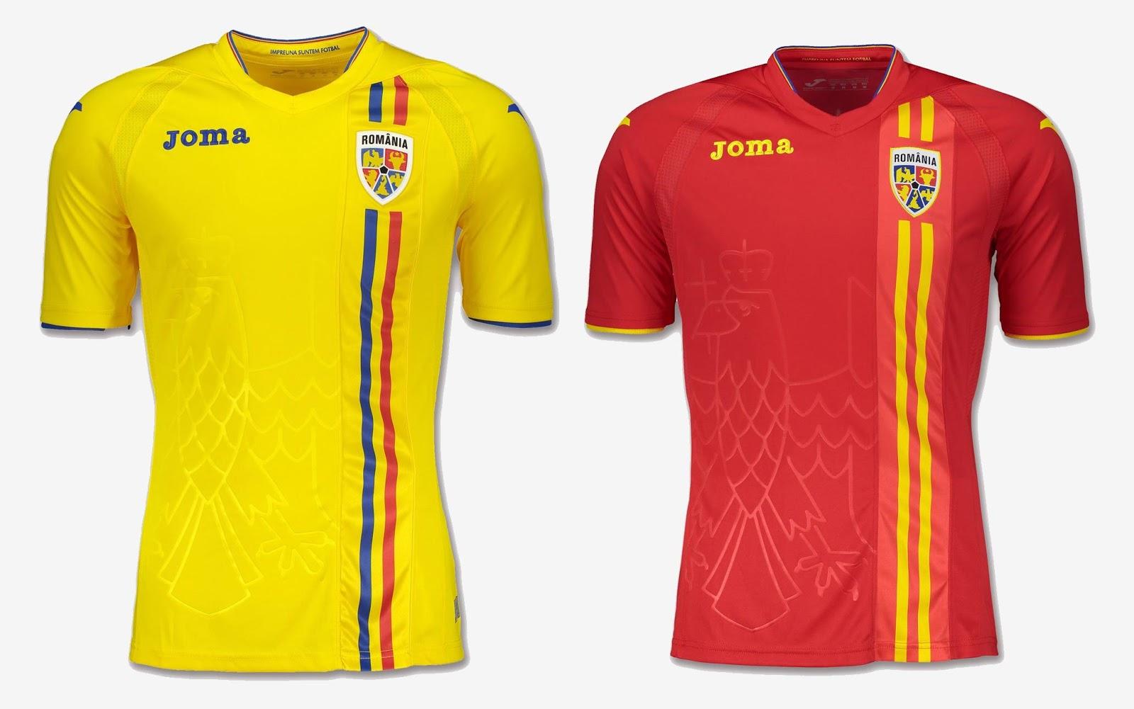 Roemenië voetbalshirts 2018-2019 - Voetbalshirts.com