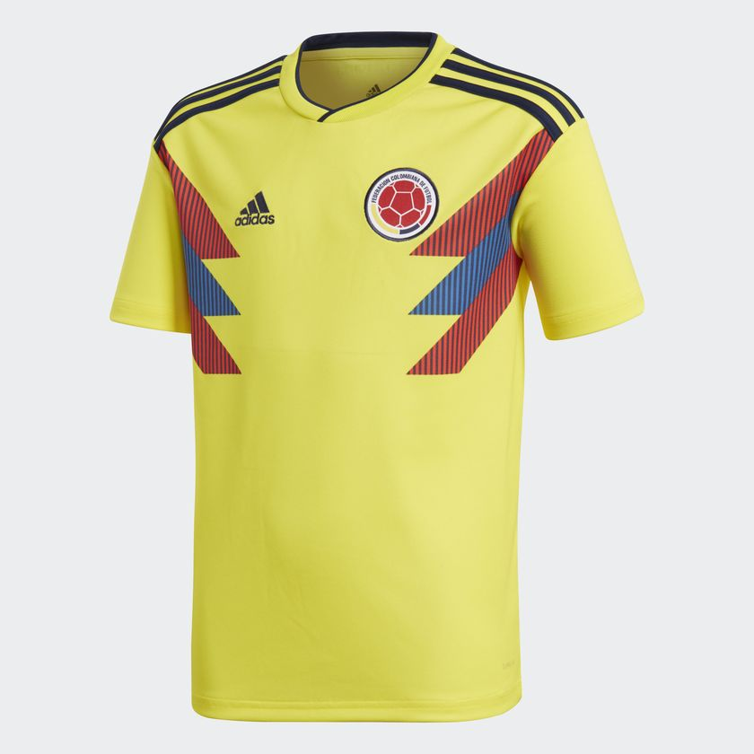Colombia Wk 2018 Voetbalshirt Voetbalshirts Com