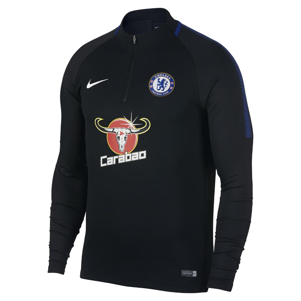 Zwart Chelsea trainingspak 2018