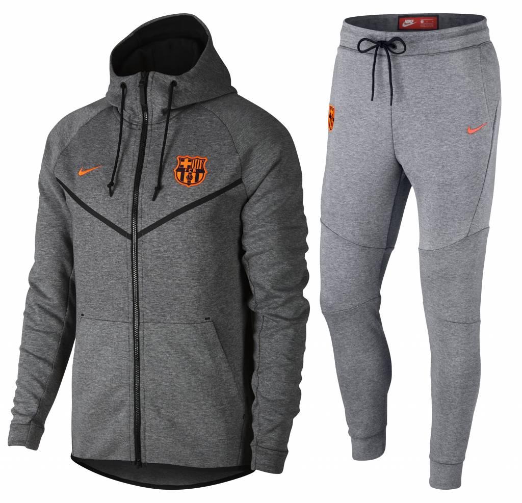 FC Barcelona tech fleece pak - Voetbalshirts.com