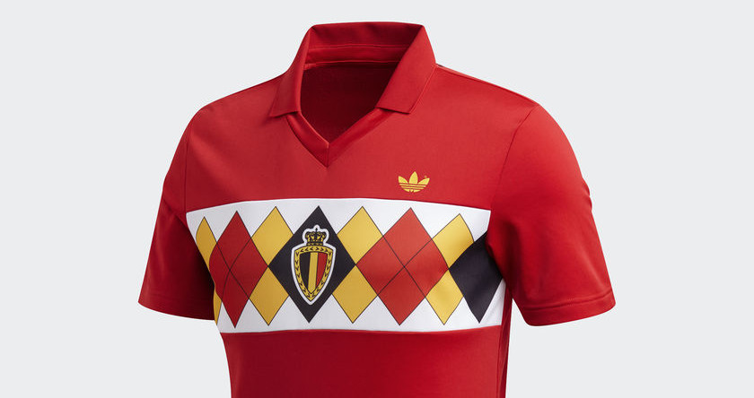 België retro shirt 1954