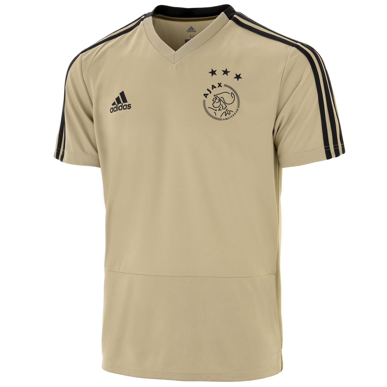 25536802b Adidas Mens Mexico Green Training T Shirt