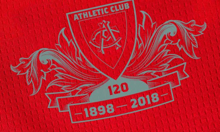 5d97ea7c89bbf Athletic Bilbao en New Balance hebben vandaag het nieuwe thuisshirt voor  2018-2019 gelanceerd. In dit voetbalshirt speelt de Spaanse club de La Liga  en Copa ...