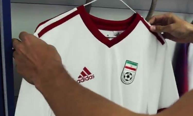 Het nieuwe Iran thuisshirt voor het WK van 2018 is vandaag officieel bekend  gemaakt door de bond van het land en kledingsponsor adidas. a77d484a2