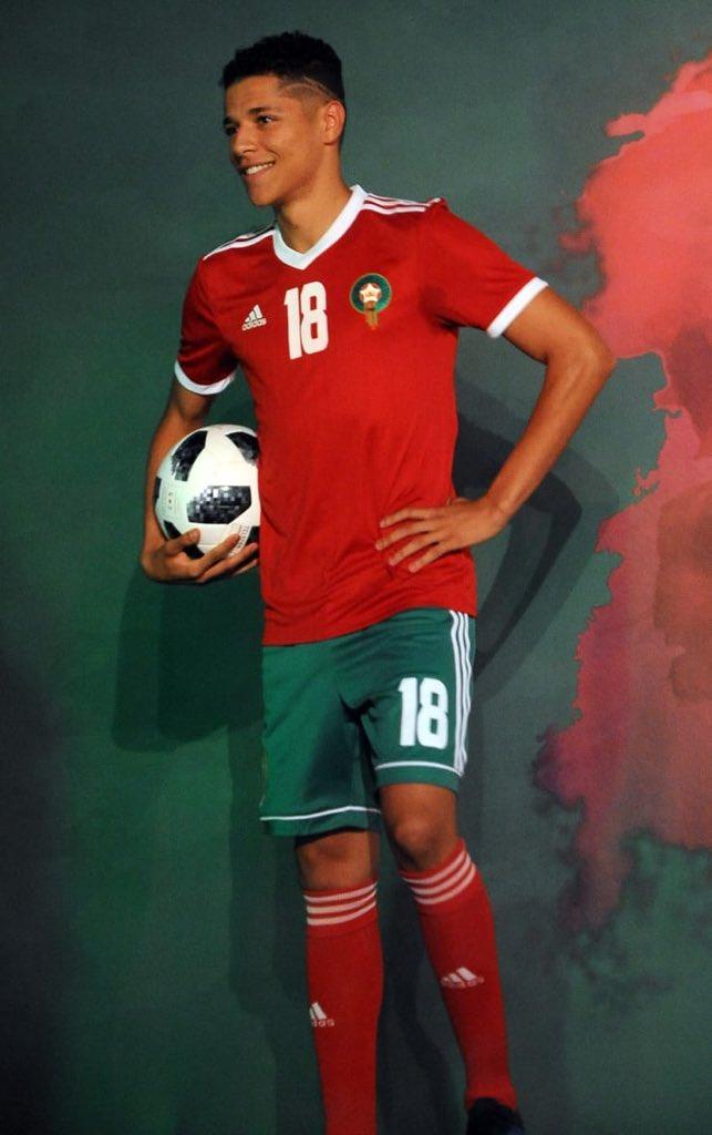 Wm 2020 Marokko Iran