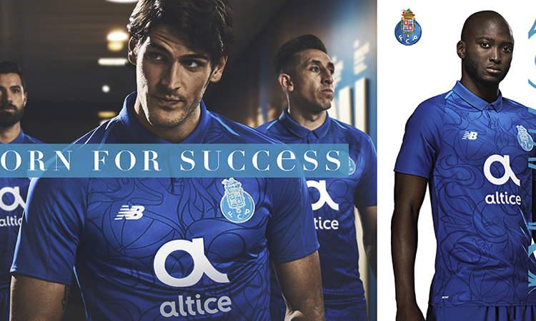 the best attitude 87ef4 9a04f FC Porto 3e shirt 2018-2019 - Voetbalshirts.com
