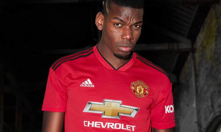 94a683cdc6a Het nieuwe Manchester United thuisshirt voor 2018-2019 is vandaag officieel  gepresenteerd door de Engelse club en kledingsponsor adidas.