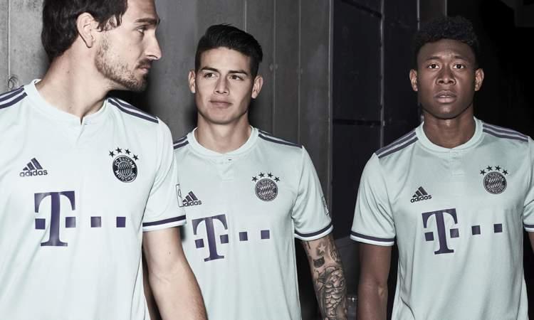 Bayern München uitshirt 2018-2019 - Voetbalshirts com