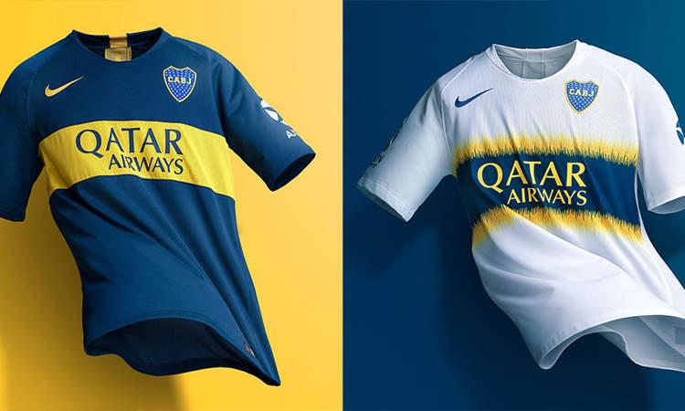 5b6d8d796 Boca Juniors voetbalshirts 2018-2019 - Voetbalshirts.com