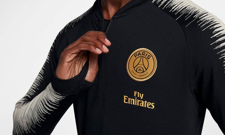goedkope prijs breed bereik hete verkoop online Paris Saint Germain draagt gruwelijk trainingsjack ...