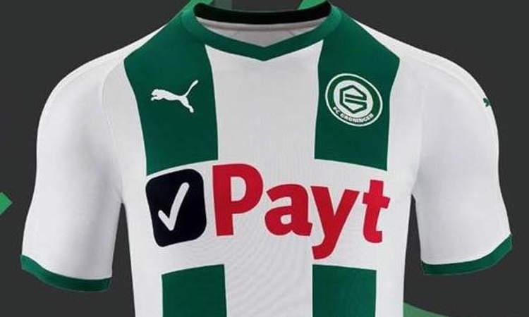 Fc Groningen Voetbalshirts 2018 2019 Voetbalshirts Com