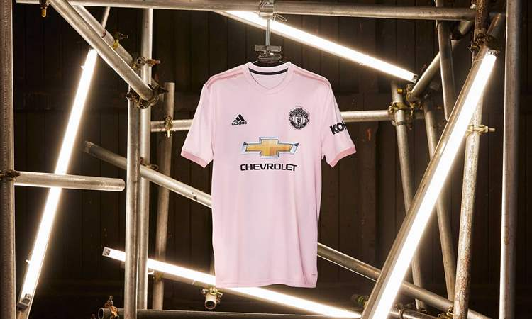 Manchester United Uitshirt 2018 2019 Voetbalshirts Com