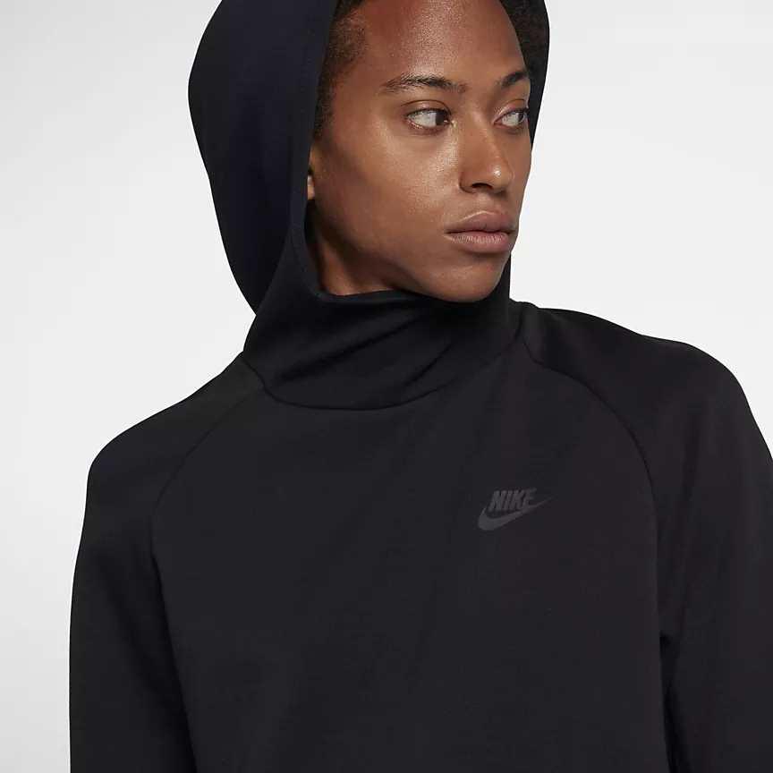 Het Nike Sportswear tech fleece pak met hoody