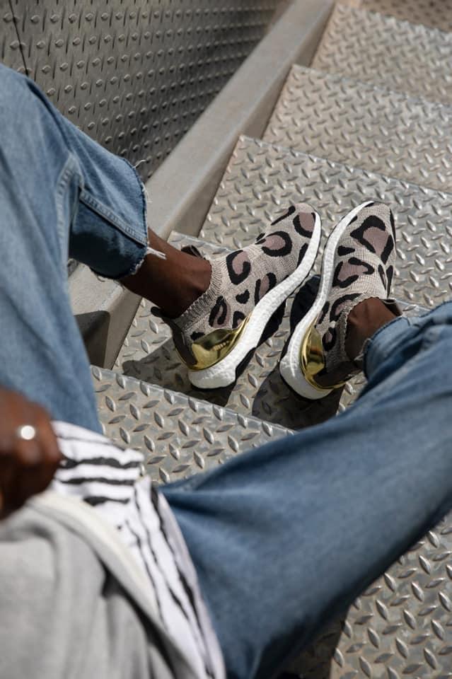 adidas lanceert A16+ Ultraboost sneaker met camouf