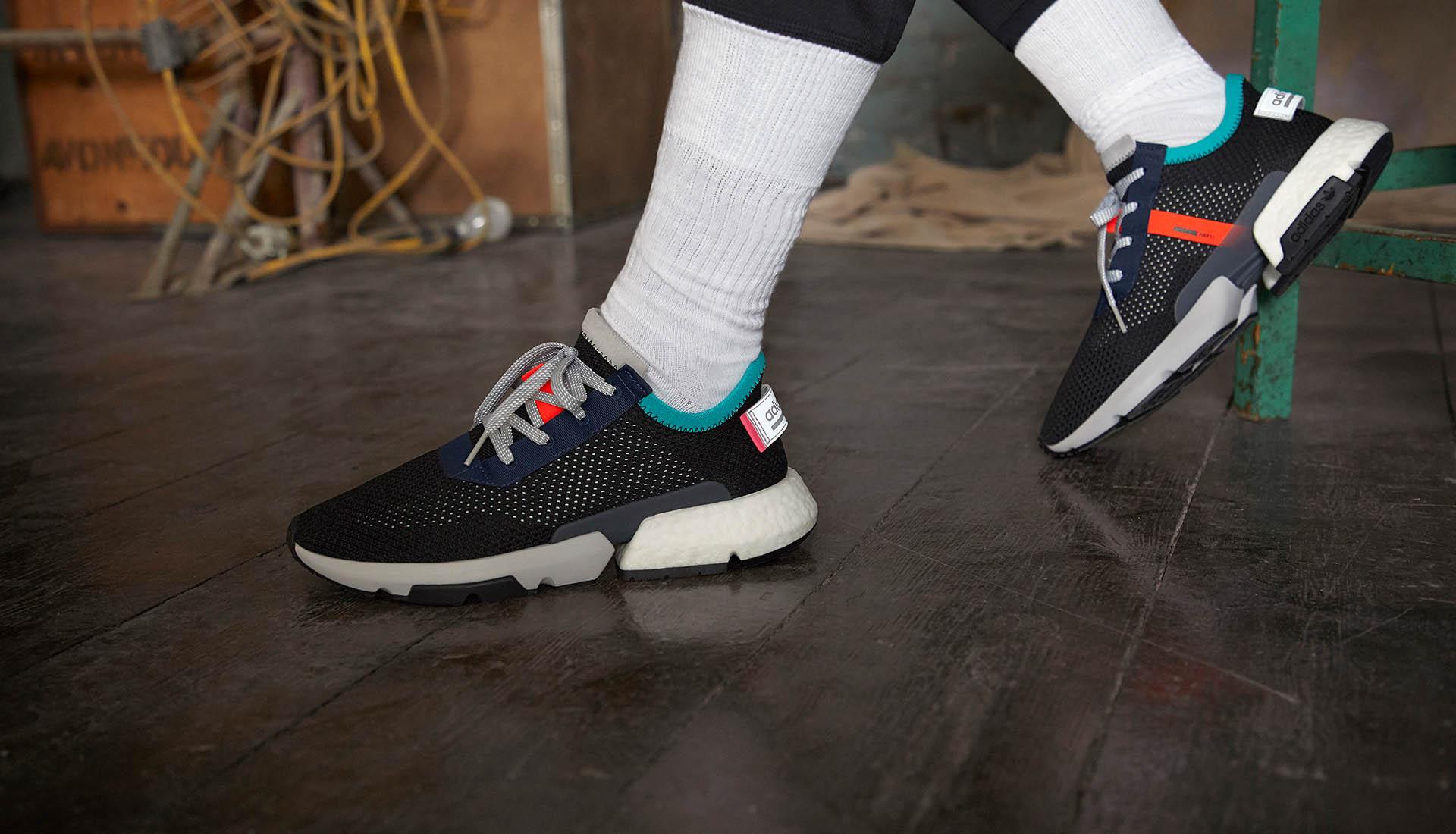 0681e79a580 Ben je direct enthousiast over deze vette Pogba X adidas Originals P.O.D-S3.1  sneaker? Bestel het exclusief in deze SHOP!