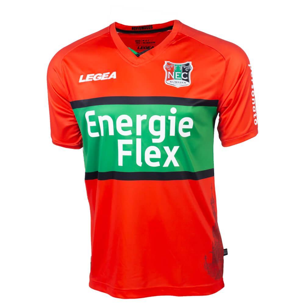 NEC Nijmegen thuis shirt 2018-2019 - Voetbalshirts.com