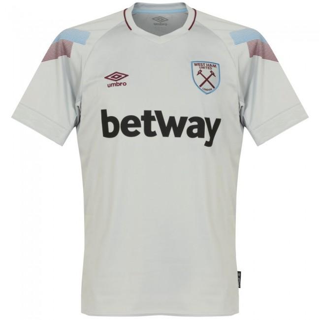 West Ham United 3e shirt 2018-2019 - Voetbalshirts.com
