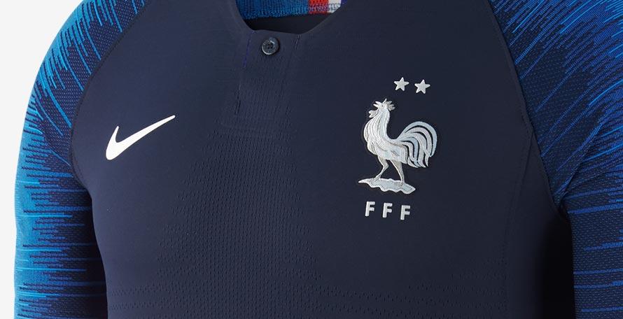 Nike voegt nog meer Frankrijk producten toe aan tw