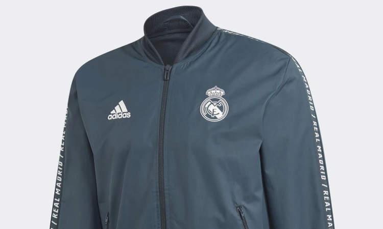 c8284f14edf Een combinatie van streatwear en vintage jaren '90! Dat is precies hoe we  de sterren van Real Madrid het veld zien betreden voorafgaande aan de La  Liga en ...