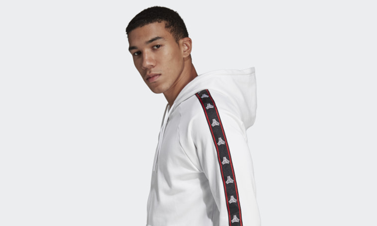 De super dikke adidas Tango tape hoodie