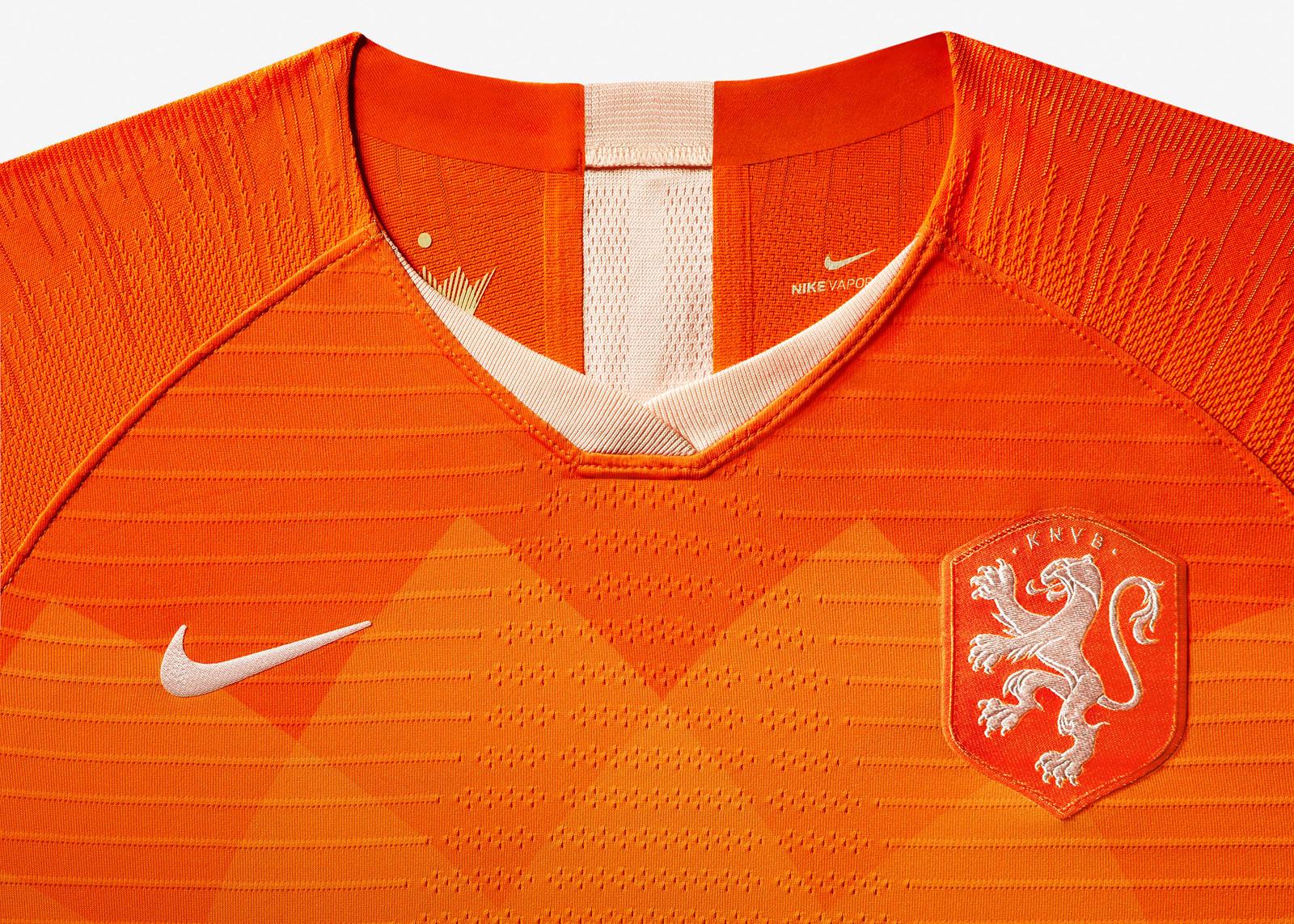 8b5b7cae2bd Oranje Leeuwinnen WK 2019 voetbalshirt - Voetbalshirts.com