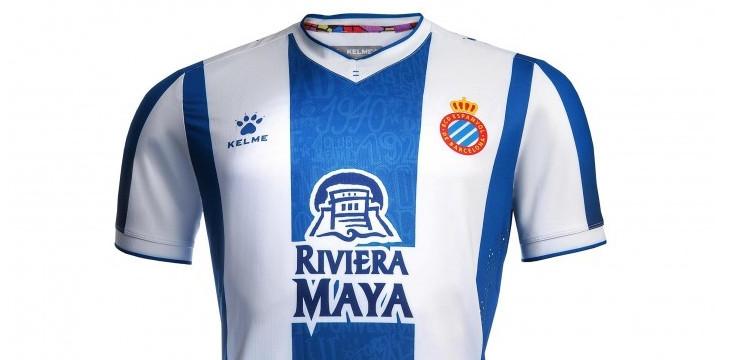 Espanyol thuisshirt 2019 2020