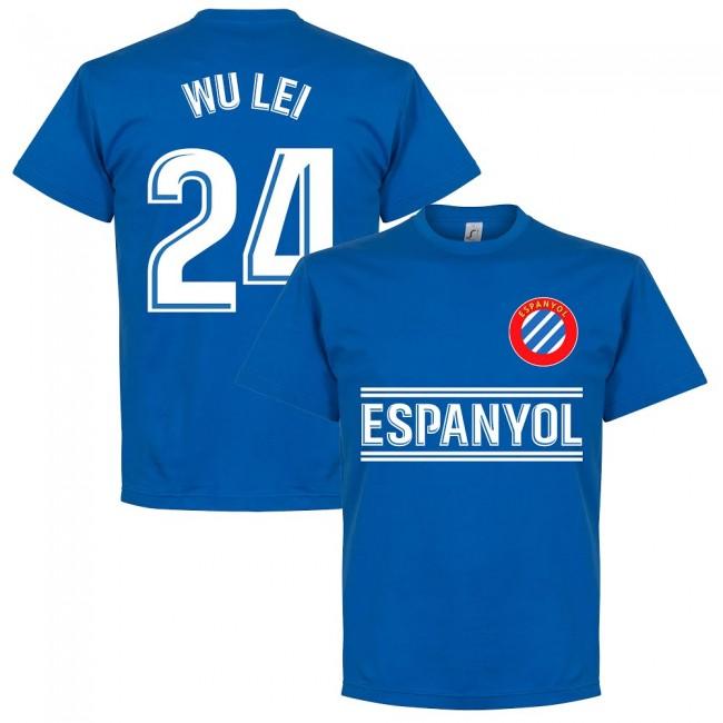 Espanyol fan shirt Wu Lei