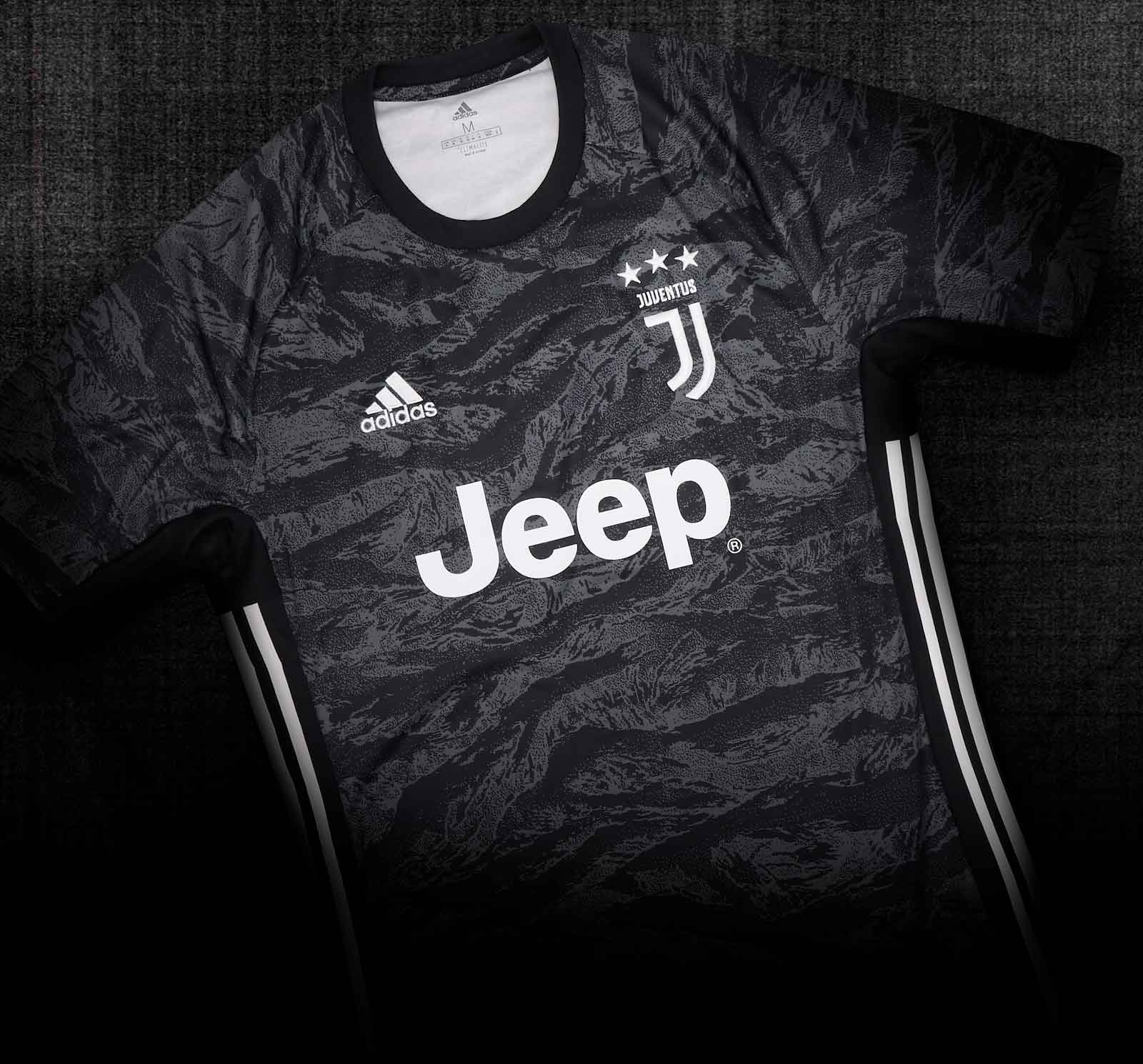 6a50e48ef Juventus 19-20 Goalkeeper Kit Released - Footy Headlines