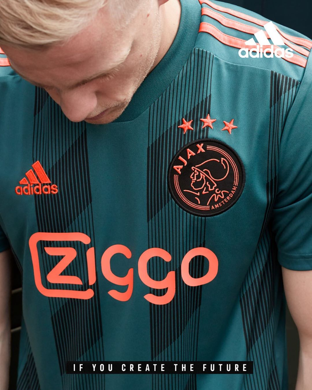Ajax uitshirt 2019 2020