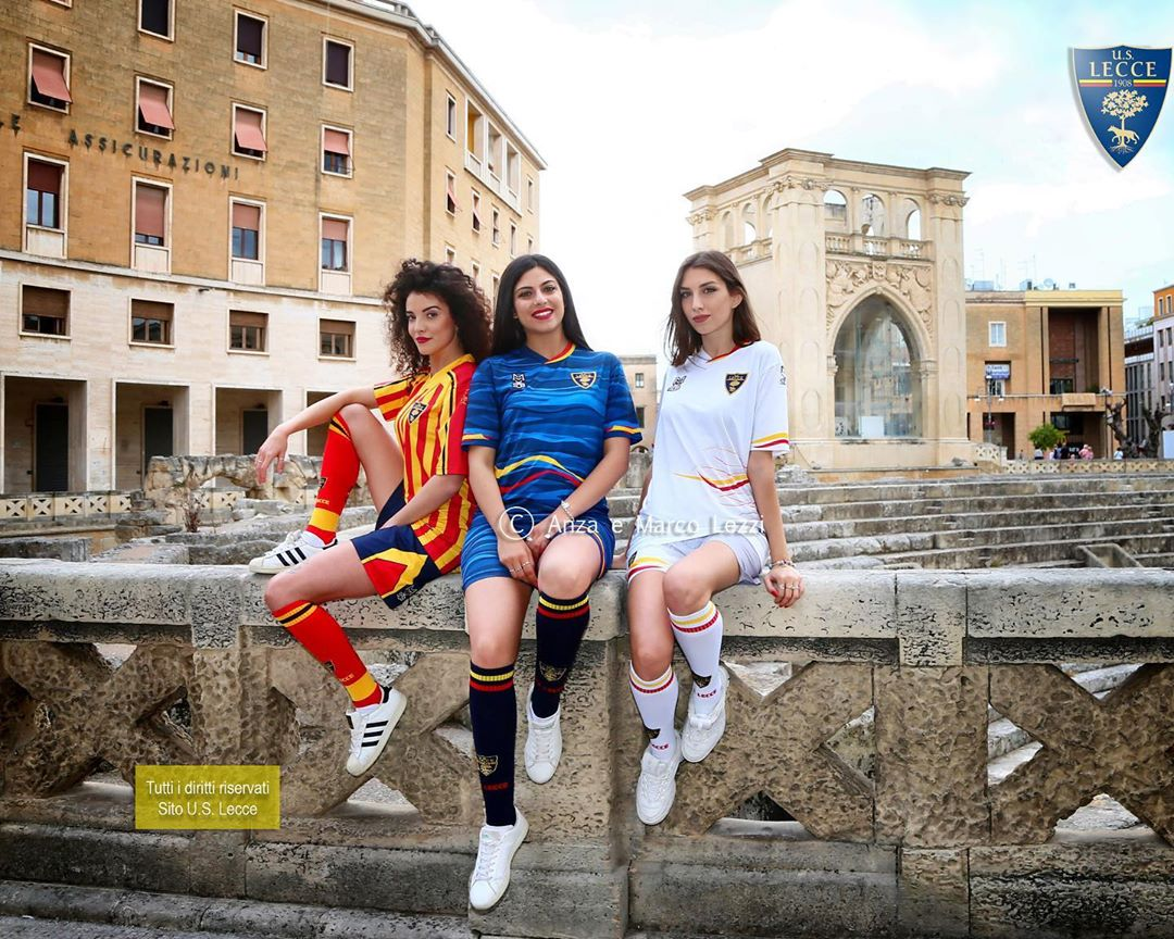 US Lecce voetbalshirts 2019-2020