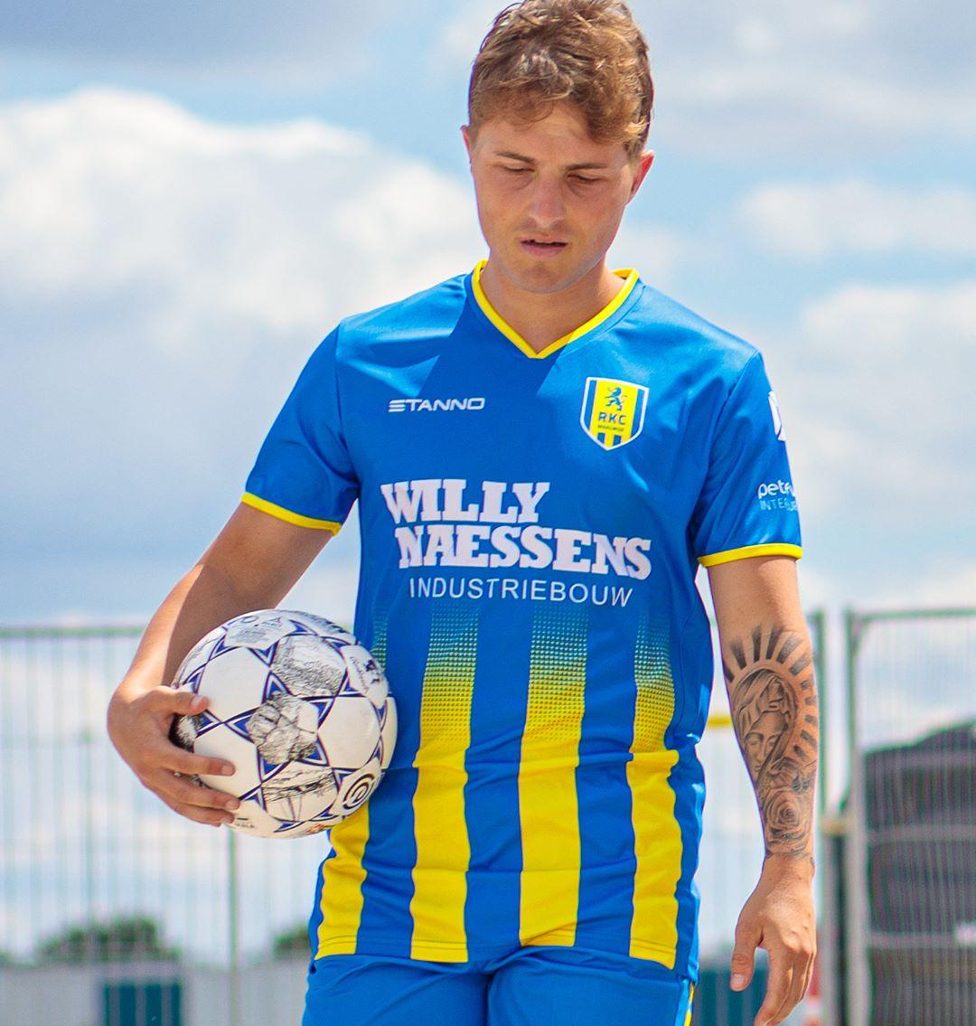 RKC Waalwijk voetbalshirts 2019-2020 - Voetbalshirts.com