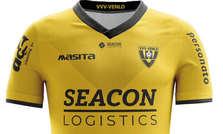 Vvv Venlo Voetbalshirts 2019 2020 Voetbalshirts Com
