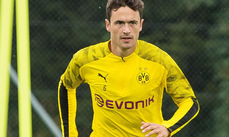 Borussia Dortmund trainingspak 2019 2020