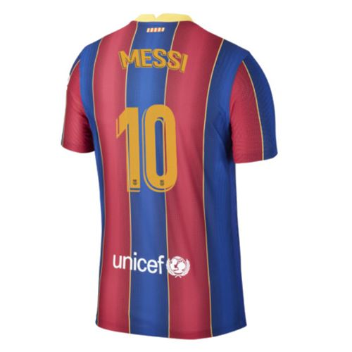 Fc Barcelona Thuis Shirt Messi Voetbalshirts Com