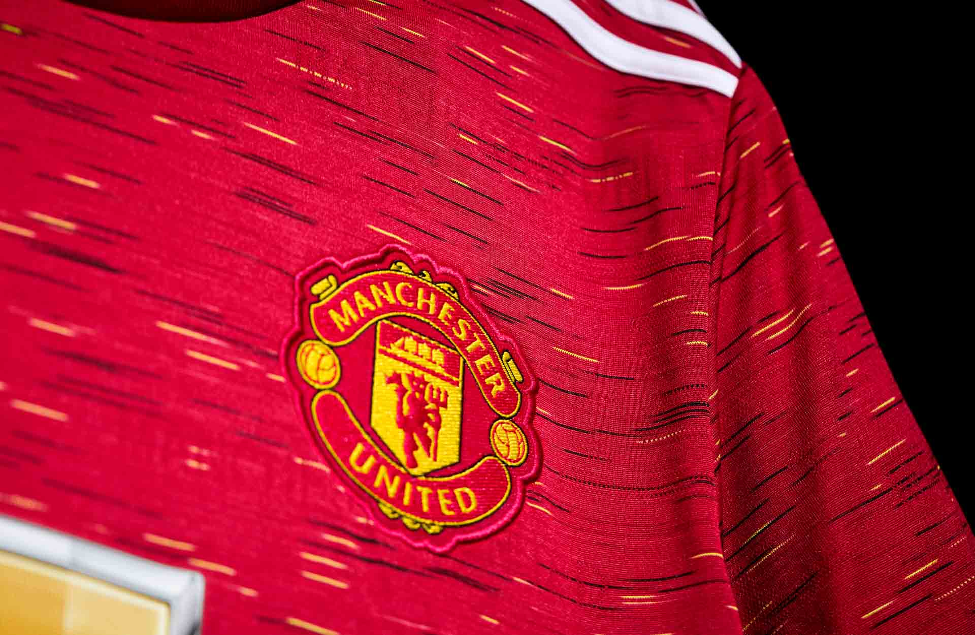 Manchester United Thuisshirt 2020 2021 Voetbalshirts Com