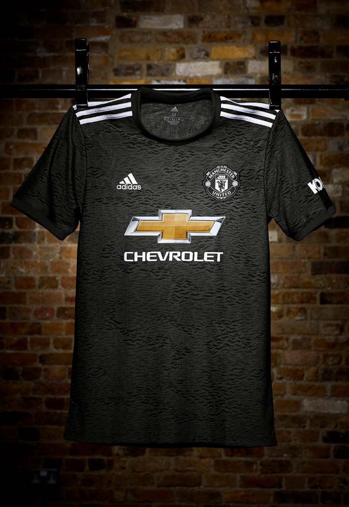 Manchester United Uitshirt 2020 2021 Voetbalshirts Com